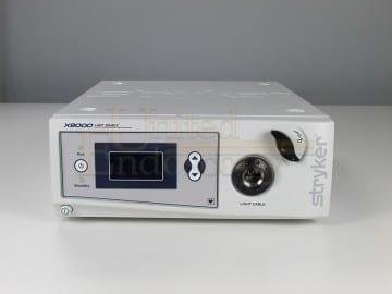 stryker x8000 light source united endoscopy rh endoscope com Stryker Operating Room Beds Stryker X7000 Light Source Manual