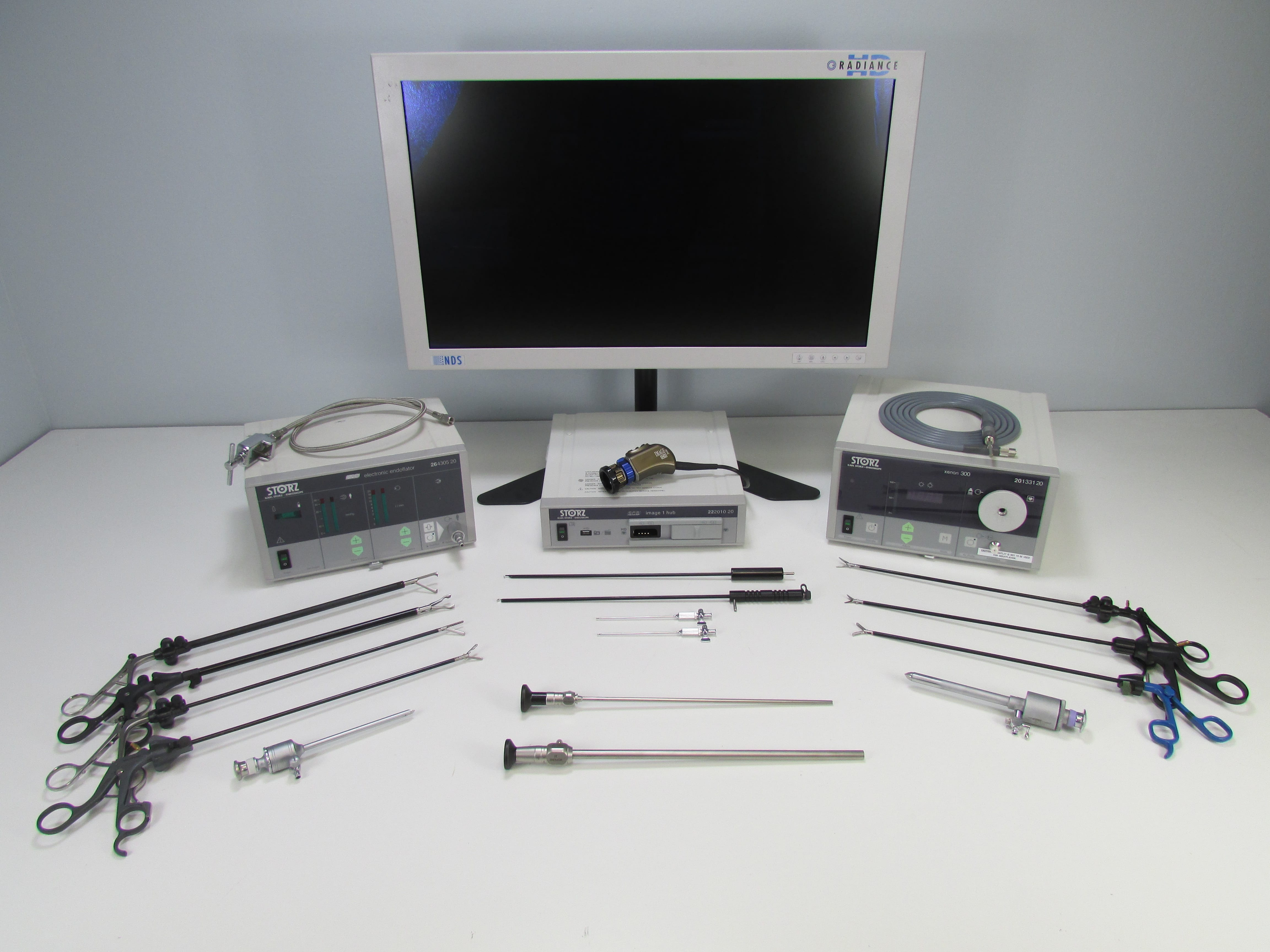 Karl Storz 22201020 Image 1 HD Laparoscopy Kit – AA Medical Store | 3456x4608