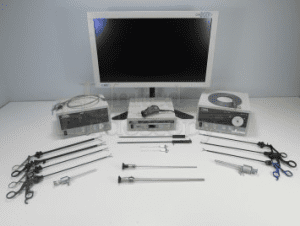 KARL STORZ 1 Hub HD Complete Laparoscopy System