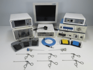 Dyonics 560p HD Complete Arthroscopy System